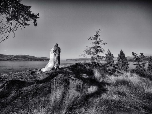 Jason and Brooke's wedding in Kelowna, British Columbia 76