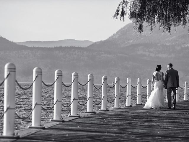 Jason and Brooke's wedding in Kelowna, British Columbia 79