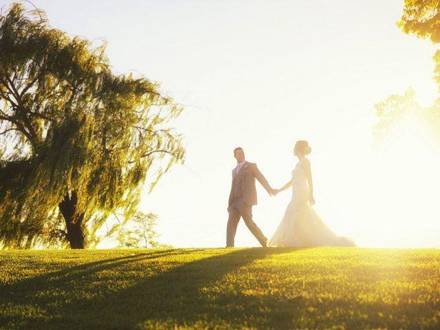 Jason and Brooke's wedding in Kelowna, British Columbia 1