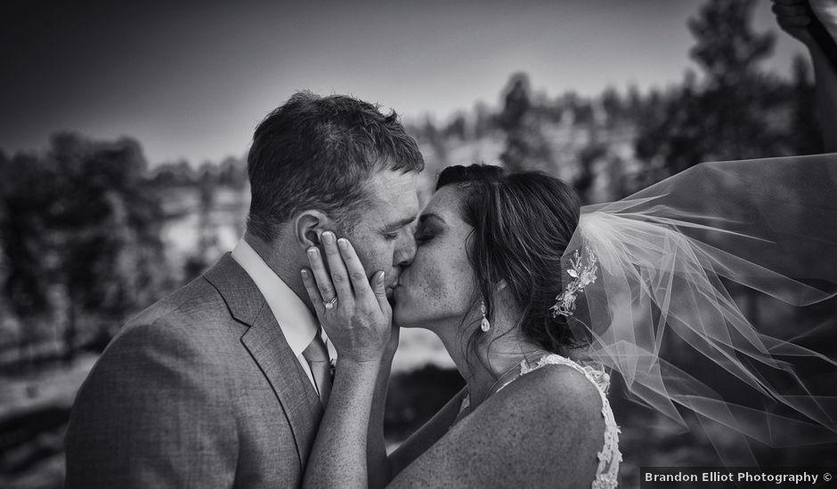 Jason and Brooke's wedding in Kelowna, British Columbia