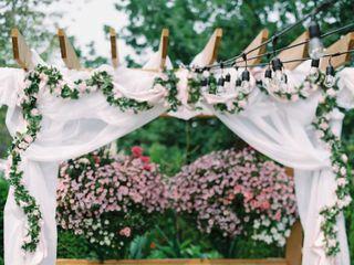 The wedding of Sara and Ben 1