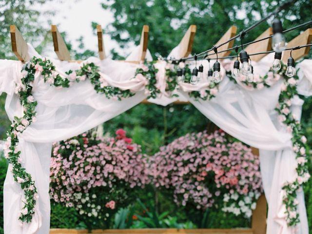 Ben and Sara's wedding in Langley, British Columbia 3