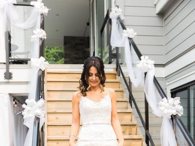 Ben and Sara's wedding in Langley, British Columbia 13