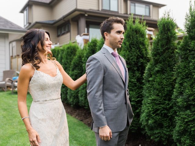 Ben and Sara's wedding in Langley, British Columbia 14