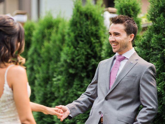 Ben and Sara's wedding in Langley, British Columbia 15