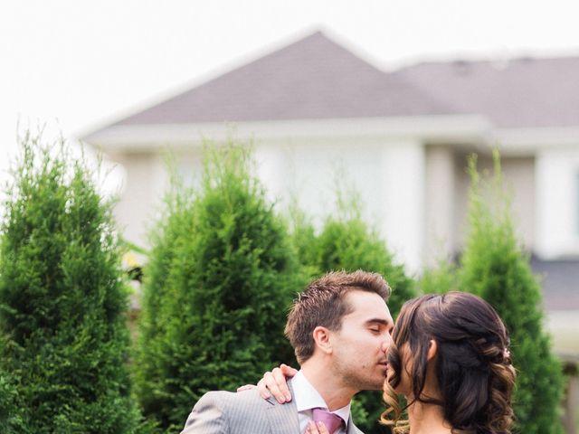 Ben and Sara's wedding in Langley, British Columbia 16
