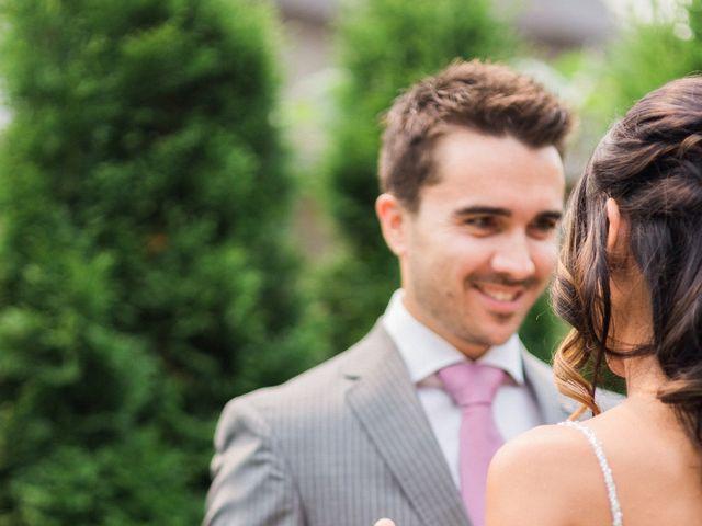 Ben and Sara's wedding in Langley, British Columbia 17