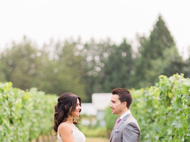 Ben and Sara's wedding in Langley, British Columbia 19