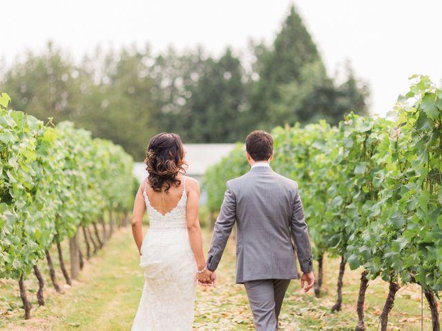 Ben and Sara's wedding in Langley, British Columbia 20