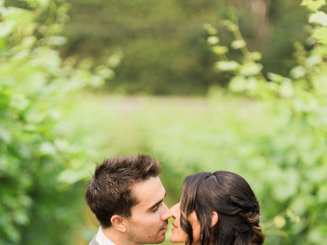 Ben and Sara's wedding in Langley, British Columbia 21