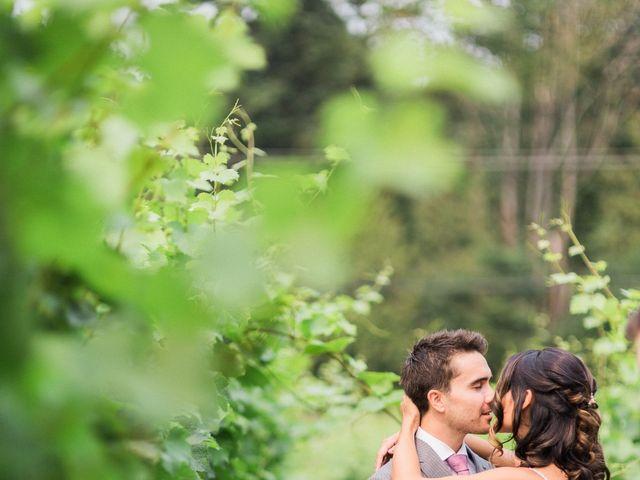 Ben and Sara's wedding in Langley, British Columbia 22
