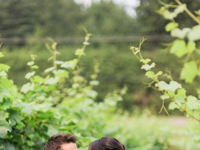 Ben and Sara's wedding in Langley, British Columbia 23