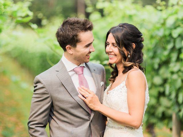 Ben and Sara's wedding in Langley, British Columbia 24