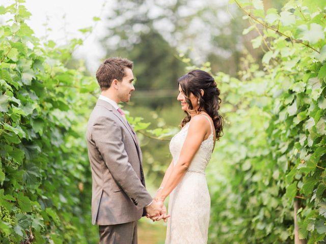 Ben and Sara's wedding in Langley, British Columbia 27