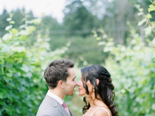 Ben and Sara's wedding in Langley, British Columbia 28
