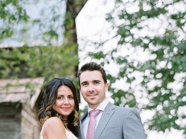 Ben and Sara's wedding in Langley, British Columbia 29