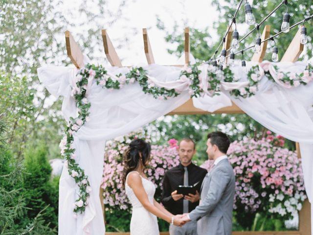 Ben and Sara's wedding in Langley, British Columbia 38