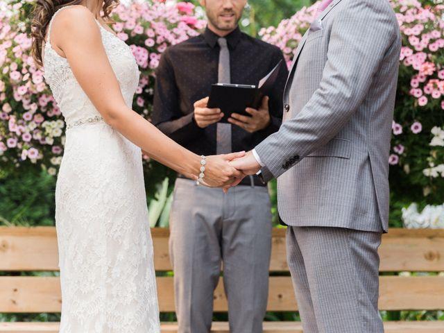 Ben and Sara's wedding in Langley, British Columbia 39