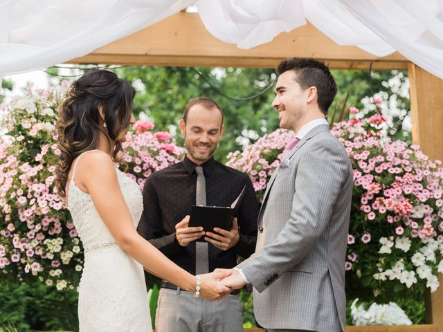 Ben and Sara's wedding in Langley, British Columbia 40