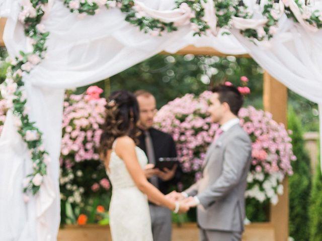 Ben and Sara's wedding in Langley, British Columbia 41
