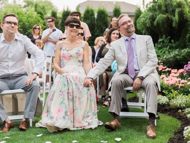 Ben and Sara's wedding in Langley, British Columbia 44