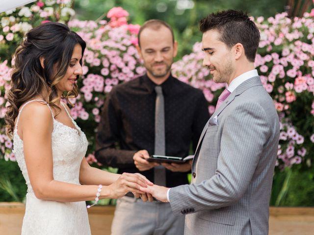 Ben and Sara's wedding in Langley, British Columbia 46