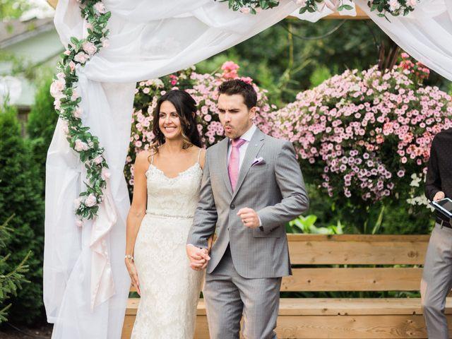 Ben and Sara's wedding in Langley, British Columbia 49