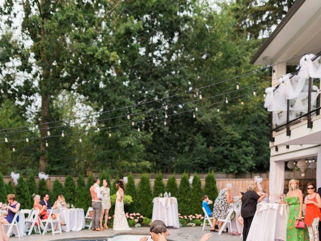 Ben and Sara's wedding in Langley, British Columbia 56
