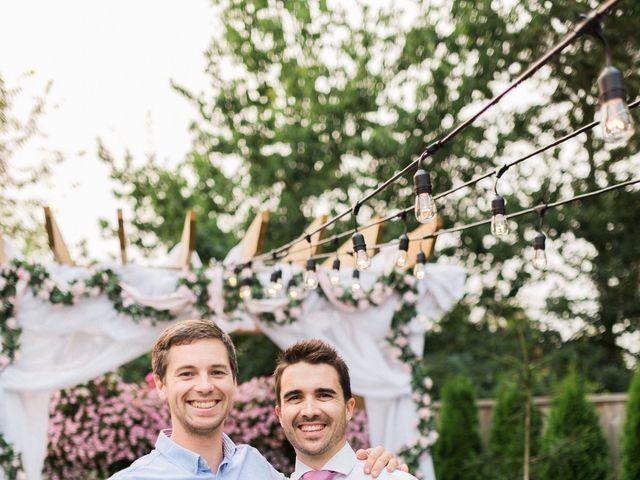 Ben and Sara's wedding in Langley, British Columbia 57