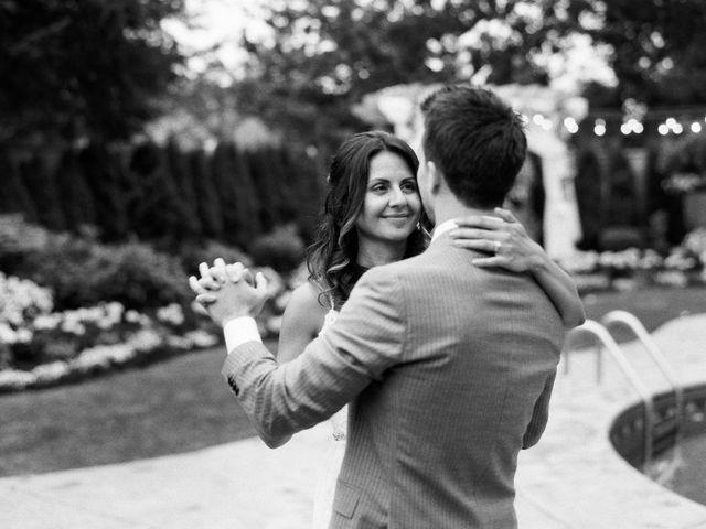 Ben and Sara's wedding in Langley, British Columbia 62
