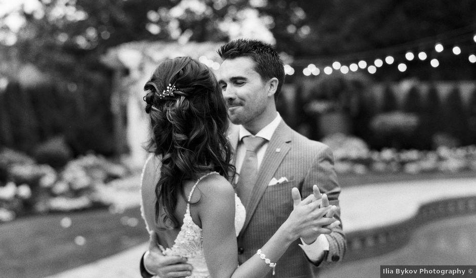 Ben and Sara's wedding in Langley, British Columbia