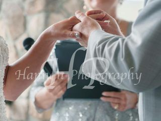 The wedding of Marisa and Nick 2