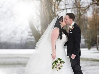 The wedding of Katie and Nathaniel