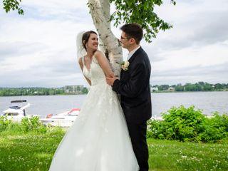 The wedding of Bernadette Brubacher and Kyle Brubacher 3
