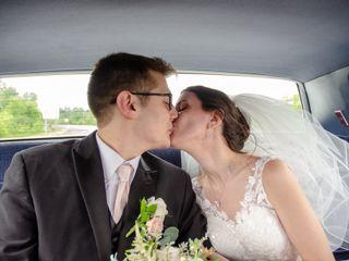 The wedding of Bernadette Brubacher and Kyle Brubacher