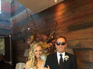 The wedding of Carleigh  and Jonathan