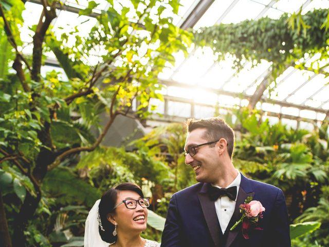 Matt and Susan's wedding in Calgary, Alberta 10