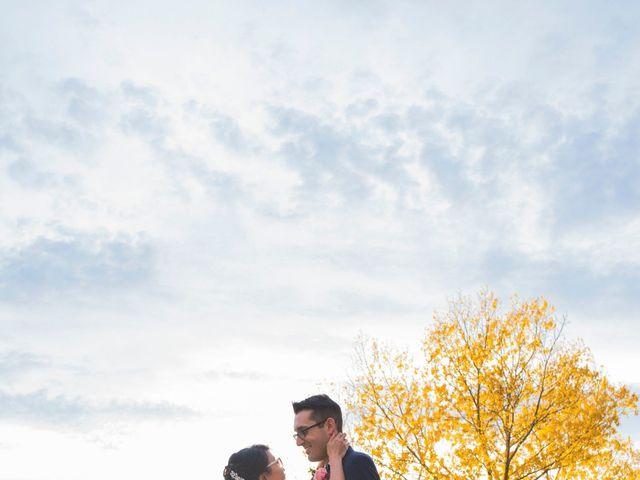 Matt and Susan's wedding in Calgary, Alberta 11