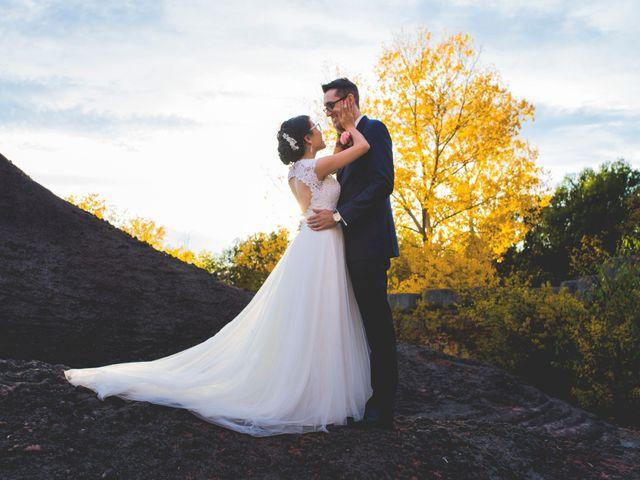 Matt and Susan's wedding in Calgary, Alberta 12