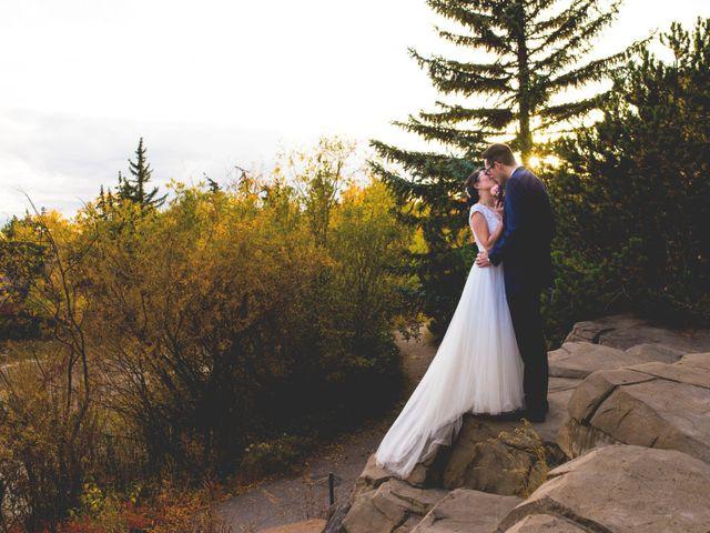 Matt and Susan's wedding in Calgary, Alberta 13