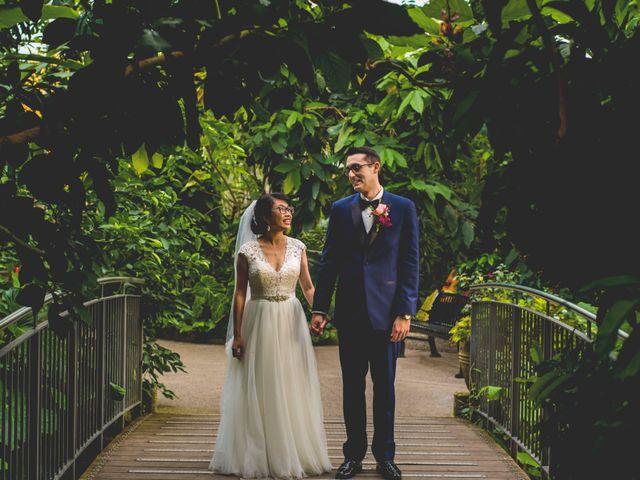Matt and Susan's wedding in Calgary, Alberta 18