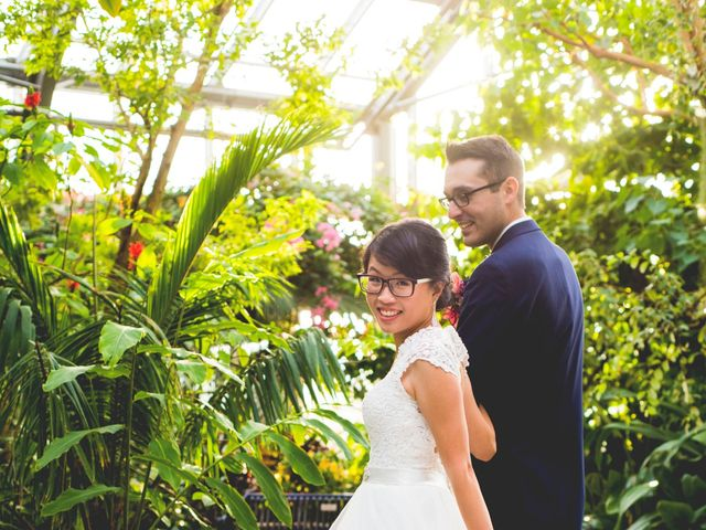Matt and Susan's wedding in Calgary, Alberta 20