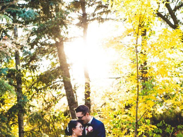 Matt and Susan's wedding in Calgary, Alberta 23