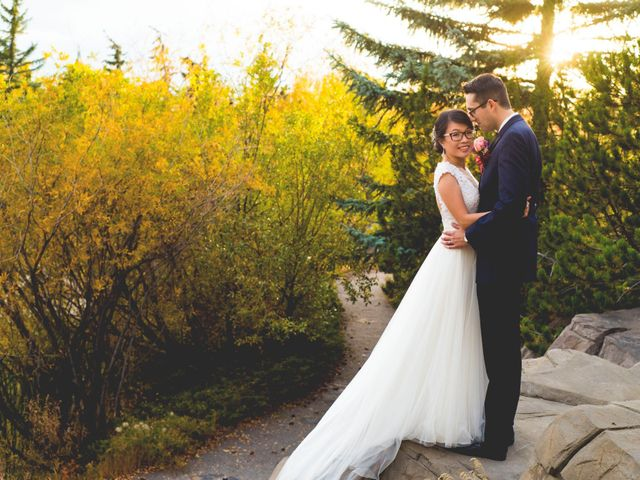 Matt and Susan's wedding in Calgary, Alberta 25