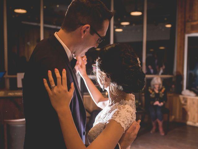 Matt and Susan's wedding in Calgary, Alberta 27