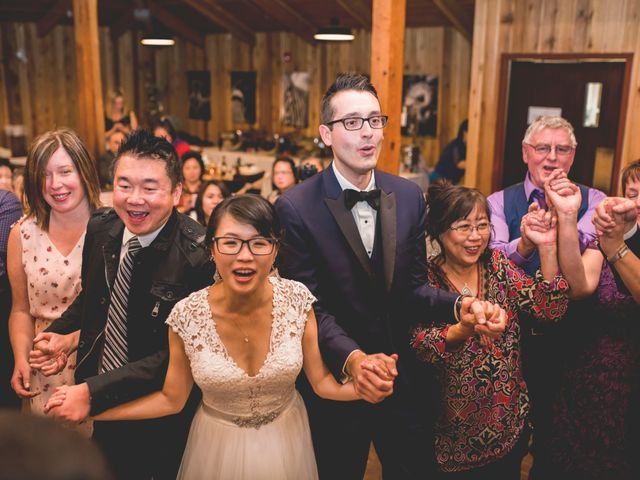 Matt and Susan's wedding in Calgary, Alberta 31