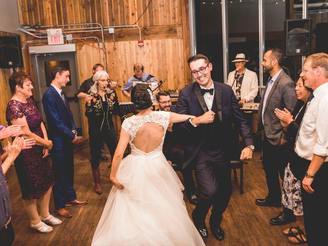 Matt and Susan's wedding in Calgary, Alberta 32