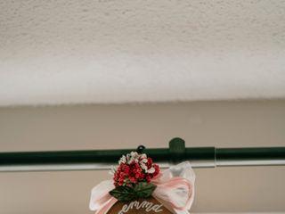 The wedding of Emma and Josh 1