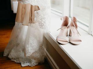 The wedding of Emma and Josh 3