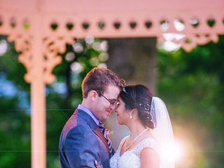 The wedding of Payal and Kyle